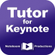Tutor for OS X Keynote