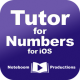 Tutor for Numbers for iOS