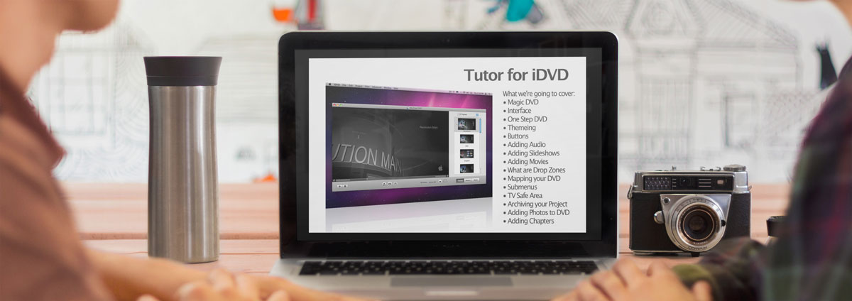 Tutor for iDVD