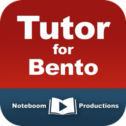 Tutor for Mac OS X Bento - Mac, iPad, and iPhone Tutorials