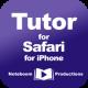 Tutor for Safari for iPhone