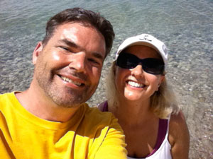 Dan and Beth