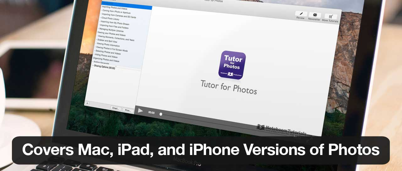 Tutor for Photos Bundle