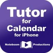 Tutor for Calendar for iPhone