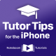 Tutor Tips for the iPhone