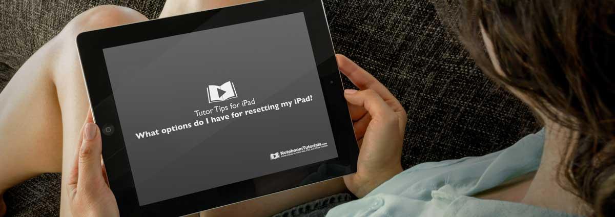 Tutor Tips for iPad