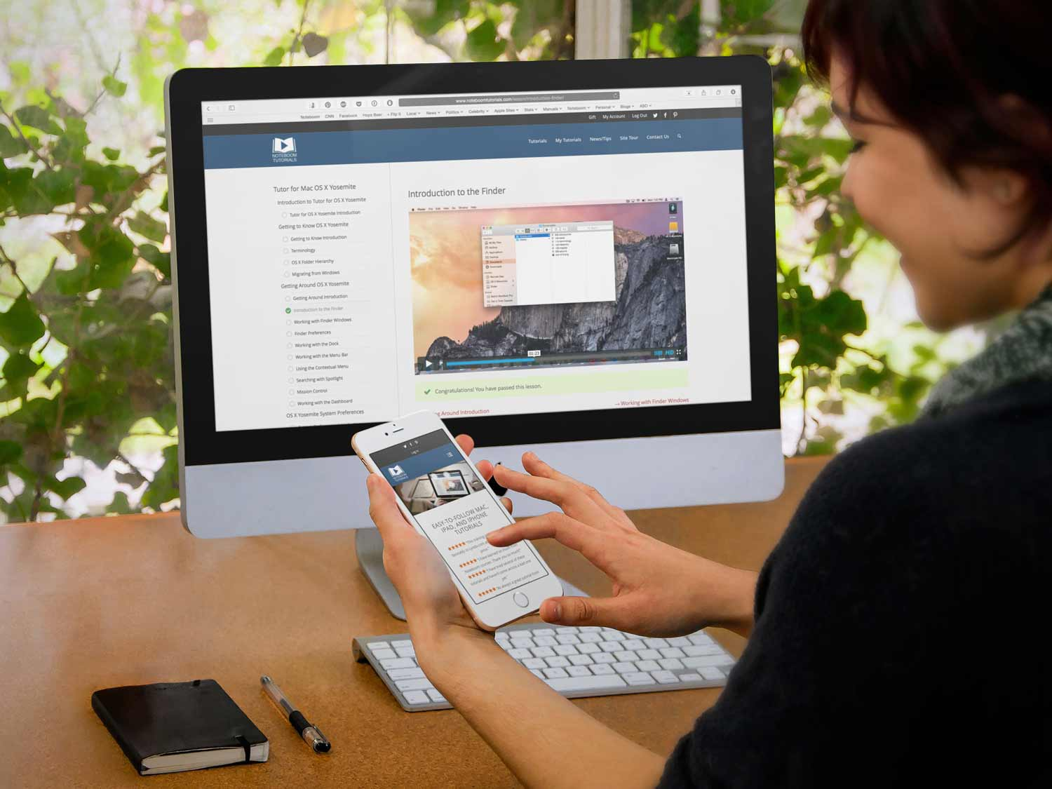 Reviews and testimonials on our mac ipad and iphone tutorials baditri Images