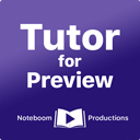 Tutor for Preview