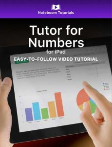 Tutor for Numbers for iPad iBook