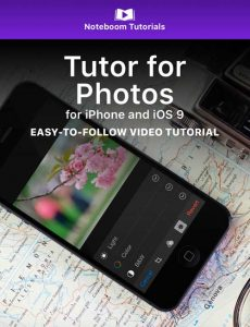 Tutor for Photos for iPhone iBook