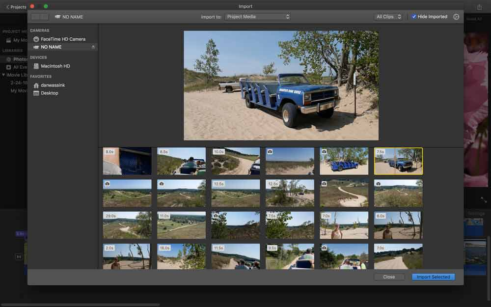 iMovie for Mac Review  Create great looking movies out of