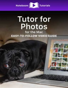 Tutor for Photos iBook