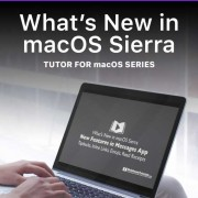 What's New in macOS Sierra