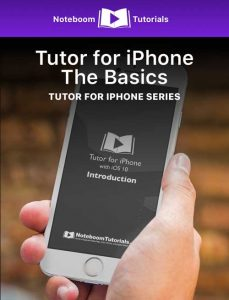 Tutor for iPhone: The Basics iBook