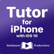 Tutor for iPhone with iOS 10
