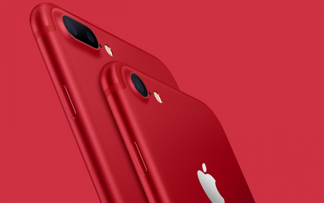 PRODUCTRED iPhone 7