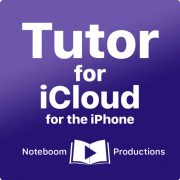 Tutor for iCloud for the iPhone