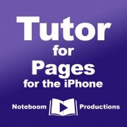 Tutor for Pages for iPhone