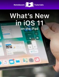 What's New in iOS 11 on the iPhone iBook
