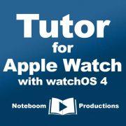 Tutor for Apple Watch