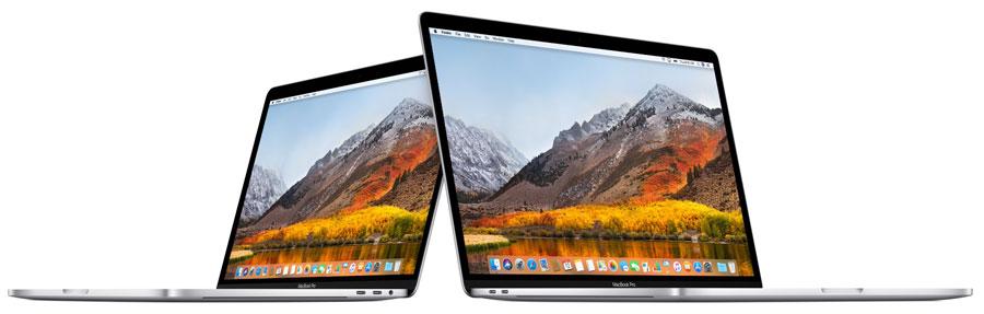 MacBook Pro 2018 13 15 2