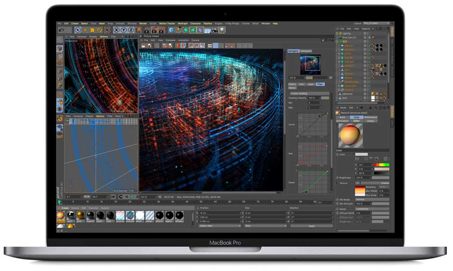 MacBook Pro 2018 performance 2
