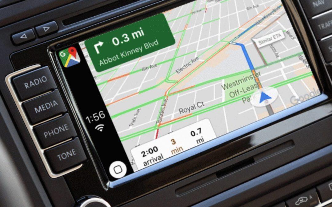 CarPlay iOS 12 photo 1080x675