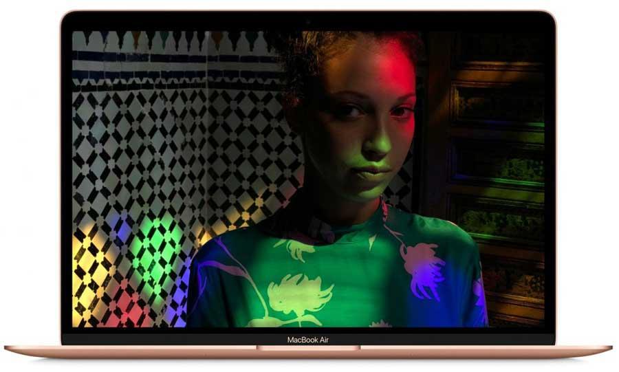 MacBook Air Retina Display