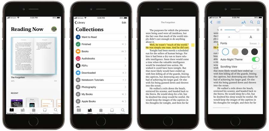 iPhone-iBook