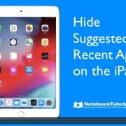 ipad-hide-recent-apps