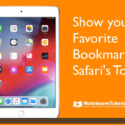 favorites-ipad