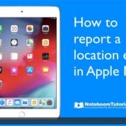 ipad-maps-location-error-video