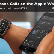 Learn about making phone calls on the Apple Watch.
