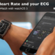 Learn how to measure your heart rate and ECK on the Apple Watch.