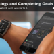 Learn how about Activity Rings and goals on the Apple Watch.